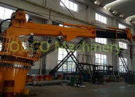 Steel Telescopic Boom Crane 30T With ABS Class And Advanced Components