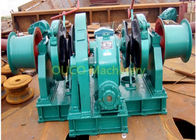 Offshore Windlass Anchor Winch 200KN - 1500KN Single / Double / Multiple Drum
