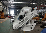 Hydraulic Marine Knuckle Boom Crane 1T10M For Offshore