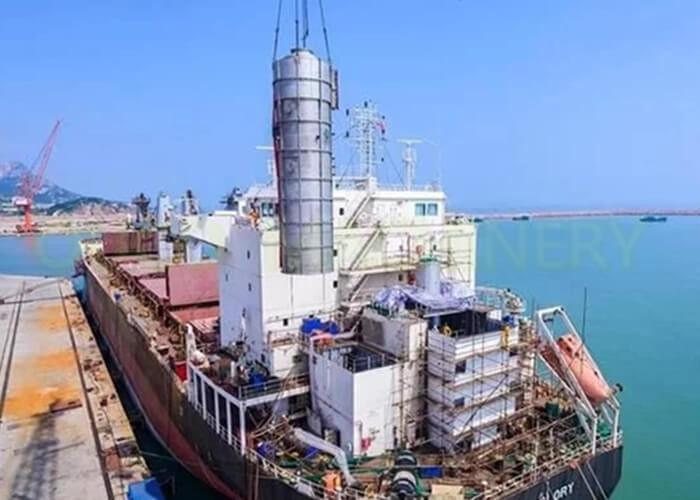 Container Ship Marine Desulfurization Equipment