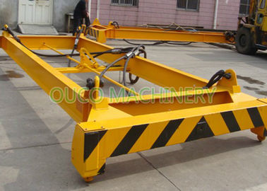 Port Container Lifting Spreader , 20ft 40ft Spreader Bar Lifting Equipment