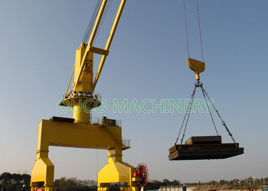Modular Construction Port Handling Equipments Easily Integrated Into Terminal Infrastructure