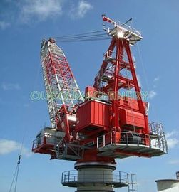 API -2C Standard Hydraulic Crane Lattice Boom Crane Industry Use 60T Oil Platform